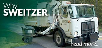 Why choose Sweitzer of Madison CT for your Waste Removal & Recycling needs