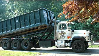 Roll of Dumpsters in New Haven, Middlesex and New London Counties CT
