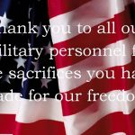No Delay for Veterans Day