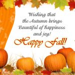 First day of Fall!