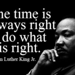 No Delay for Martin Luther King, Jr. Day